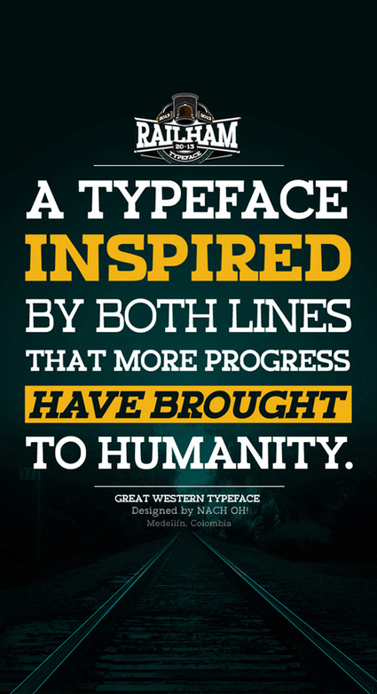 Examples of Typography Design   Web & Graphic Design - Inspirational resources and tips!!!   Scoop.it