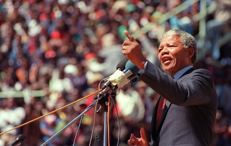 Les leçons de Nelson Mandela pour dépasser les conflits   Entrepreneurs du Web   Scoop.it