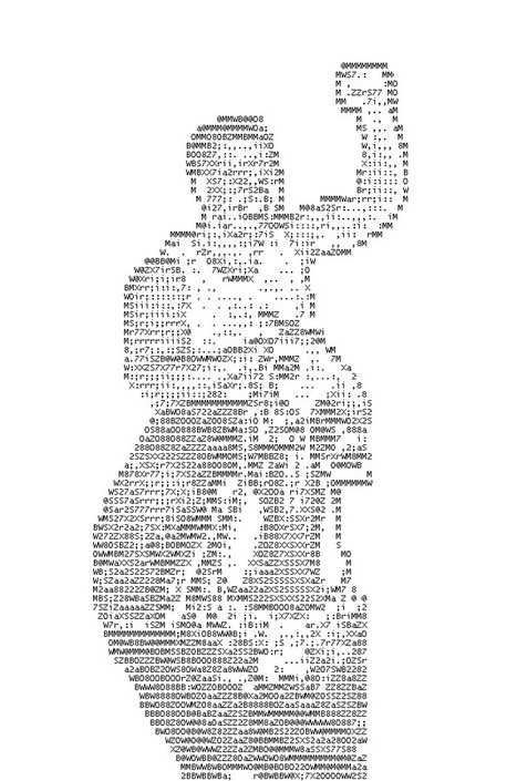 Me | ASCII Art | Scoop.it