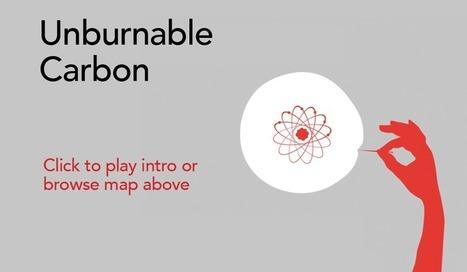 Unburnable carbon - infographics | Nouveaux paradigmes | Scoop.it