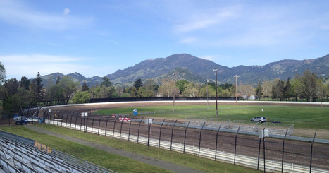 AMA Pro Flat Track Calistoga Half-Mile on schedule despite recent Napa Valley earthquake | California Flat Track Association (CFTA) | Scoop.it