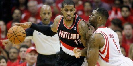 Los Blazers se roban primer juego en Houston - Diario Metro de Puerto Rico | NBA | Scoop.it