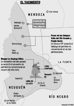 Argentina compromete su soberanía y su ambiente al pactar con Chevron | Infraestructura Sostenible | Scoop.it