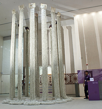 Artist's Statement: Jukhee Kwon on abandoned book sculptures ...   Books On Books   Scoop.it