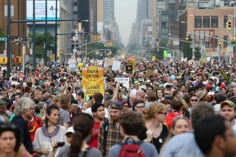 What's Wrong With the Radical Critique of the People's Climate March | Peer2Politics | Scoop.it