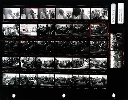 Contact sheets : where the magic and chaos of photographs comes alive | Looks -Pictures, Images, Visual Languages | Scoop.it