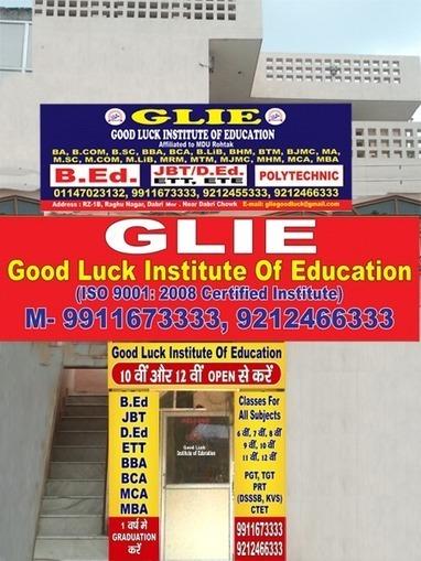 Top B.Ed College in Delhi | Best JBT Institute and Distance Education in Delhi | Best Institute of Graduation Course | Scoop.it