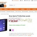 Pre-Order Xperia T2 Ultra Dual in India at price INR 32000 | Nexus Authority | Scoop.it