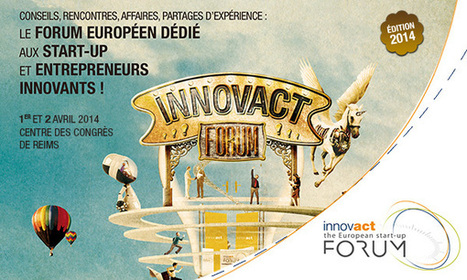 Innovact Forum 2014 - City Part' - Le Blog | Innovation Support | Scoop.it
