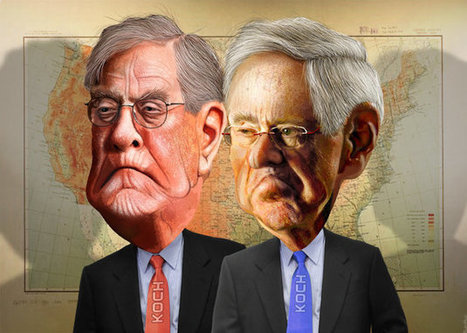 Kochs Plotting Multi-Million-Dollar Assault On Electric Vehicles | VPRO Tegenlicht | Scoop.it