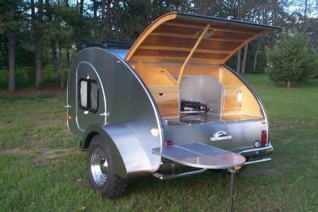 camp-inn-teardrop-trailer-1.jpg (450x300 pixels) | Teardrop trailer building | Scoop.it