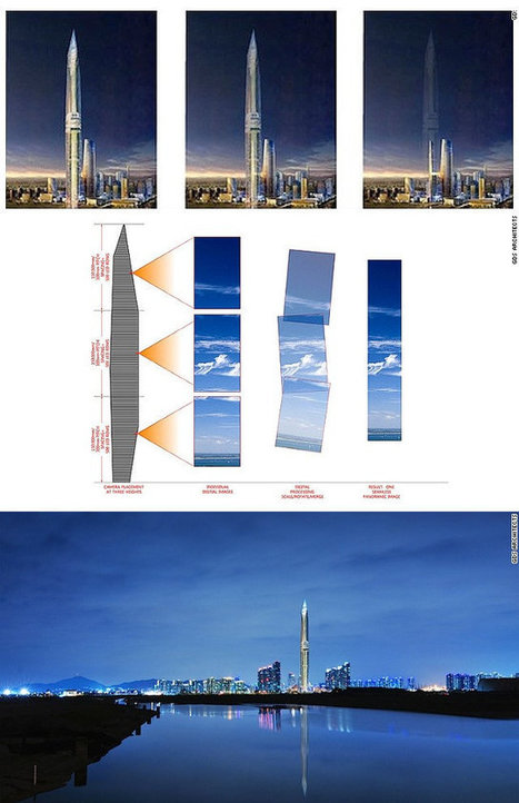 South Korea Building World's First 'Invisible' Skyscraper | Geekologie | Awesomeness | Scoop.it