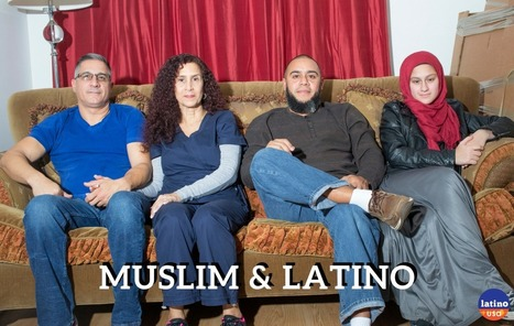 NPR'S Latino USA Just Produced a One-Hour Podcast About Being Muslim and Latino in the US | Mixed American Life | Scoop.it