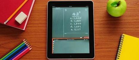 PO-Raad: 'Tablets in klas is interessante ontwikkeling' | PO-raad | ICT in het basisonderwijs | Scoop.it