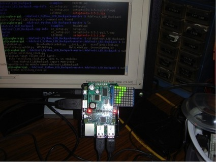 Design News - Blog - How to Build Raspberry Pi Controllers With Python | Raspberry Pi | Scoop.it