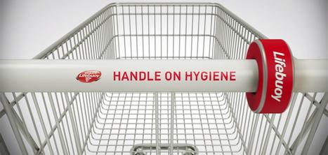 Un dispositif qui décontamine les caddies de supermarchés avec un simple geste   CRAKKS   Scoop.it