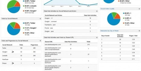 The Perfect Google Analytics Dashboard for Measuring Social Media   Social Media Butterflies   Scoop.it