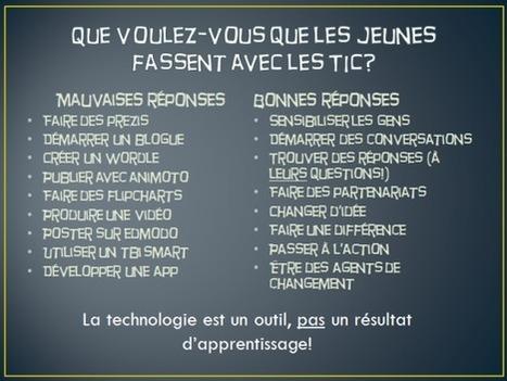 Croyez-vous vraiment que votre école innove avec le numérique ? | Design FLE - français langue étrangère | Scoop.it