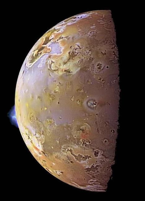 Lava Lake on Jupiter Moon Io Revealed in Remarkable Detail | Amazing Science | Scoop.it