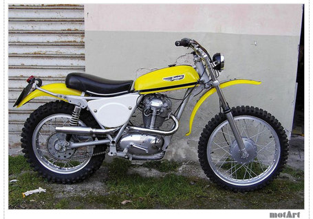MotArt: Ducati 450 RT America | Motart | Ductalk | Scoop.it