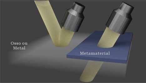 Metamaterial faz ultrassom penetrar em ossos e metais | tecnologia s sustentabilidade | Scoop.it