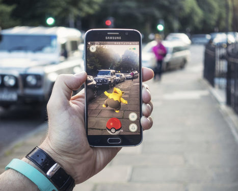 What Pokémon Go Means for Education | Libraries and education futures | Scoop.it