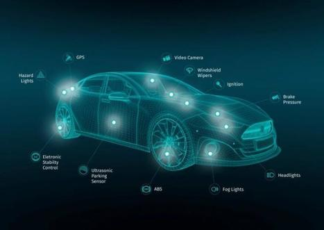 HERE, automakers team up to share data on traffic conditions | STEM Connections | Scoop.it