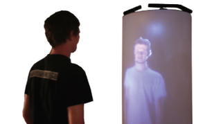 Queen's researchers create life-sized 3D hologram for videoconferencing | Canadian Manufacturing | A Sense of the Ridiculous | Scoop.it