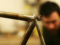 Series 9: Bicycle makers - The Department of Small Works | Classic Steel Bikes | Scoop.it