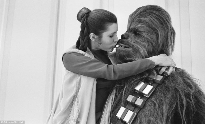 Empire Strikes Backstage: Intimate pictures of cast and crew during filming of 1980 Star Wars movie | Machinimania | Scoop.it