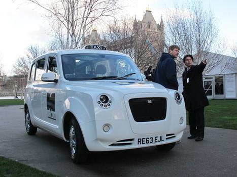 Los nuevos taxis de Londres serán de 'emisión cero'  en 2018 | Los sistemas fluidos externos y su dinámica. | Scoop.it