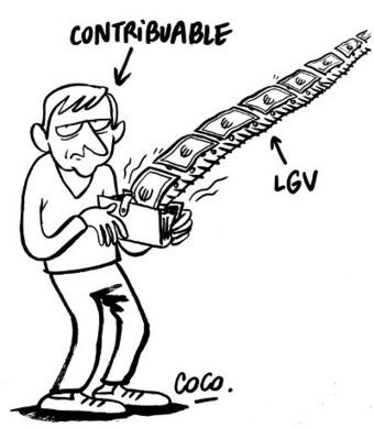 Ne m'appelez plus jamais LGV… | Baie d'humour | Scoop.it