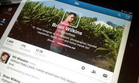 [Twitter] Voici pourquoi personne ne vous suit sur Twitter | Communication - Marketing - Web_Mode Pause | Scoop.it