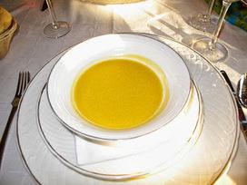 Cuisine maison, d'autrefois, comme grand-mère: Recette de soupe à la citrouille sucrée, lait et vanille | Recettes à la Vanille | Scoop.it