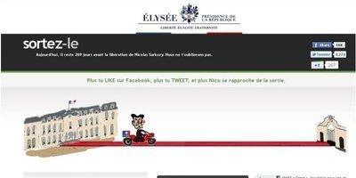Des internautes exploitent les failles du site internet de l'Elysée | LYFtv - Lyon | Scoop.it
