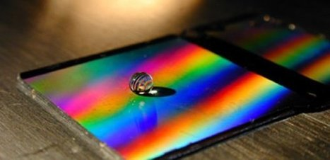 ECHOSCIENCES : L'échelle nano, dans l'espace et dans le temps   design   Scoop.it