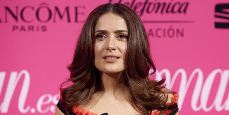Salma Hayek Eats A Cricket, But Is Munching Insects A Good Idea? | Entomophagy: Edible Insects and the Future of Food | Scoop.it