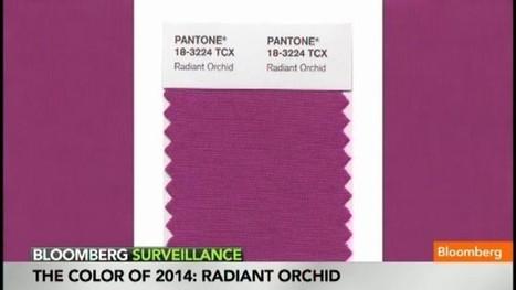 Radiant Orchid: The Color of Business in 2014: Video | Décoration et aménagement de bureaux | Scoop.it