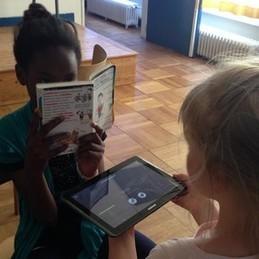 Séquence d'écriture de textes poétiques avec utilisation de tablettes tactiles. | TICE et éducation en Corse | Scoop.it