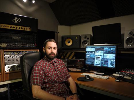 Interview: David Castillo of Ghost Ward | Mastering Studio Recording | Scoop.it