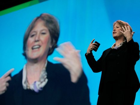 Google just made a brilliant acqui-hire to get the queen of Silicon Valley, Diane Greene, to run its cloud unit | ET CIO | SaaS - Software as a Service evolution | Scoop.it