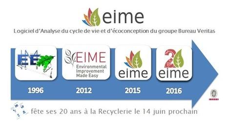 En 2016, EIME a 20 ans !   Actu de l'ACV et l'écoconception   Scoop.it