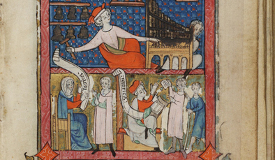 Mellon grant to Yale helps scholars create new digital tools to study medieval manuscripts | Medieval Manuscripts | Scoop.it