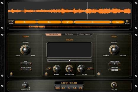 Riffstation - Amazing Guitar Software - It's Guitar Hero for Real! | Hobbies perso | Scoop.it