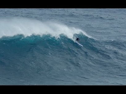 Surfing Jaws on a soft top (wavestorm) | Make Money From Home | Scoop.it
