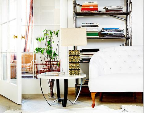 Budget decorating tips from interior designer Abigail Ahern | MyCoop General | Scoop.it