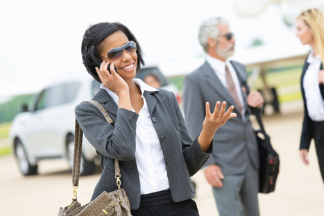 How millennials are shaping the future of business travel | Digital Natives | Scoop.it