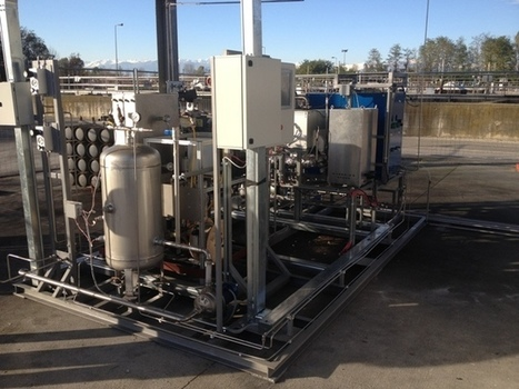 Breakthrough Solution Harvests Energy from Wastewater Treatment Plants ... - AZoCleantech | Micro generation - Energy & Power systems | Scoop.it