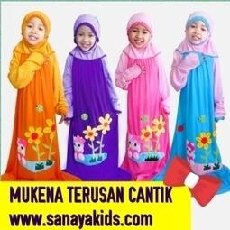 Produsen Mukena Anak Karakter dengan Variasi Warna Ceria dengan harga murah   Bintan Island World   Scoop.it