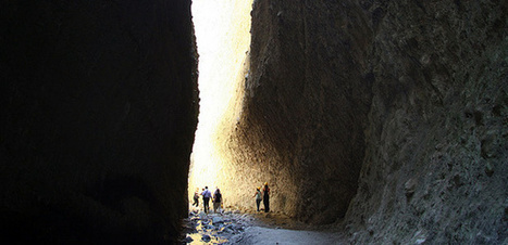 Il Canyon delle Valli Cupe di Sersale   Viaggi e vacanze in Calabria   Scoop.it